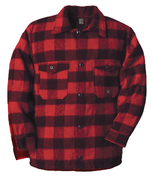 Big Bill 462 ''The Alpine'' 4 Pocket Wool Jac-Shirt